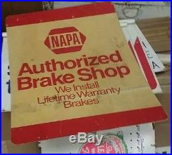 10 Vintage Gas Station, Oil, Auto Signs Lot Tires, Gas, Oil and More