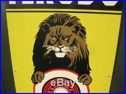 26877 Old Vintage Garage Sign Tin N0t Enamel Ferodo Brake Service Tire Tyre gas
