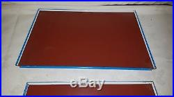 Chryco Tire Stand Sign Advertising Vintage 1970's Chrysler Dodge Mopar Plymouth