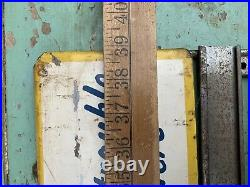 HTF 39 Vtg 40s 50s GOODYEAR 3T SPARE Fan Belt Service Display Rack Sign EX+