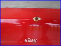 VTG Rare Porcelain Goodyear Eagle Tires Sign Gas Oil Advertising 20.5 x 18.5