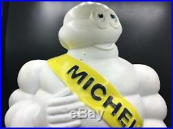 Vintage 1950s Bib Bibendum Michelin Man 18 Mounting Figure