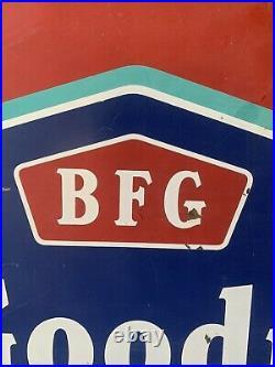 Vintage B. F. Goodrich Tire Sign