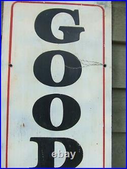 Vintage BF Goodrich Tire Sign