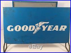 Vintage GOOD YEAR TIRE STORE DISPLAY RACK