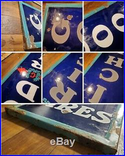 Vintage Goodrich Tires Porcelain Sign 6