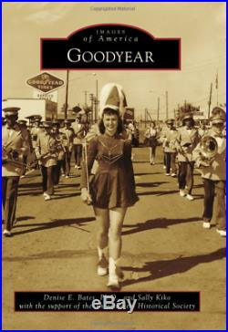 Vintage Goodyear Tire Advertising Banner Gas Station Petroliana Automobilia