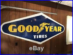 Vintage Goodyear Tire Sign