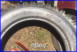 Vintage Gulf Mud Snow Tire Sign Gas & Oil Gasoline Service Station UNUSED MINT