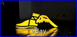Vintage Lighted Goodyear Tires Sign 4ft long