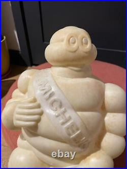 Vintage Michelin Man Statue car truck mount roof hood display sign bibendum