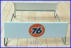 Vintage Original Union 76 Metal Gas Station Tire Display Stand New Old Stock