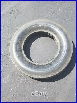 Vintage PHILLIPS 66 tire for holder display sign
