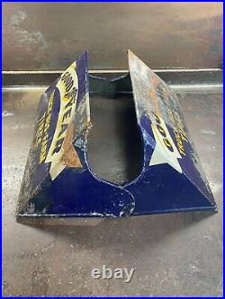Vintage RARE 1950s Goodyear Truck Bus Farm Tires Advertising Tire Display Stand